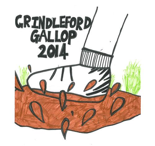 Grindleford Gallop Logo 2014